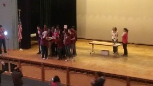 New Albany High School Science Olympiad Regional Win